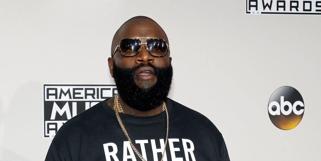 How to Grow a Beard Like Rick Ross