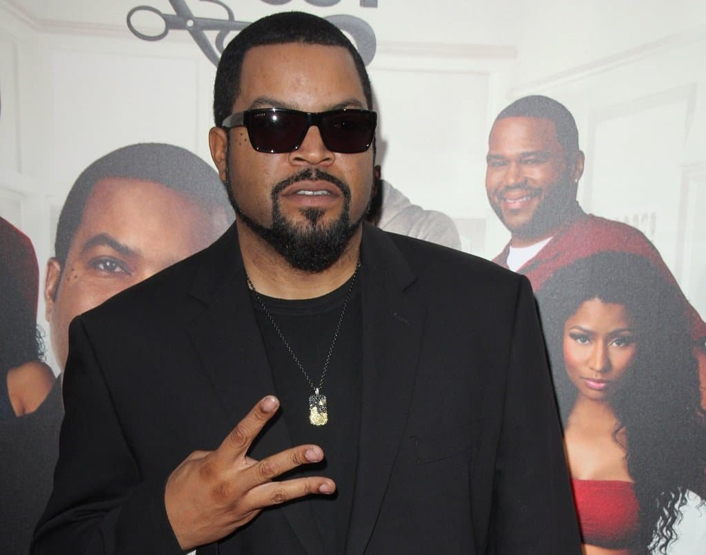 Ice Cube's Chinstrap Beard Style and How To Achieve It