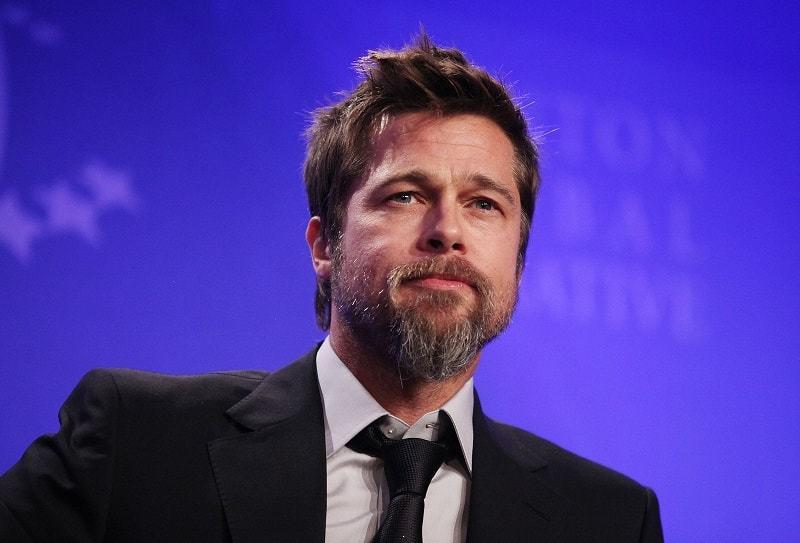 Achieve Brad Pitt S Beard Style From Scruffy Beard To