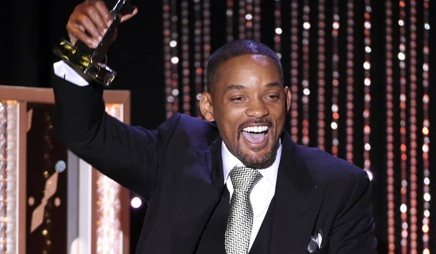 Will Smith Nominations