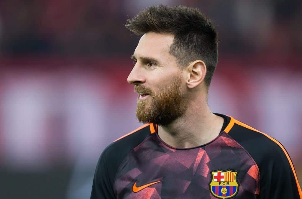 Lionel Messi – One Of The Greatest (Bearded) Football Players Ever