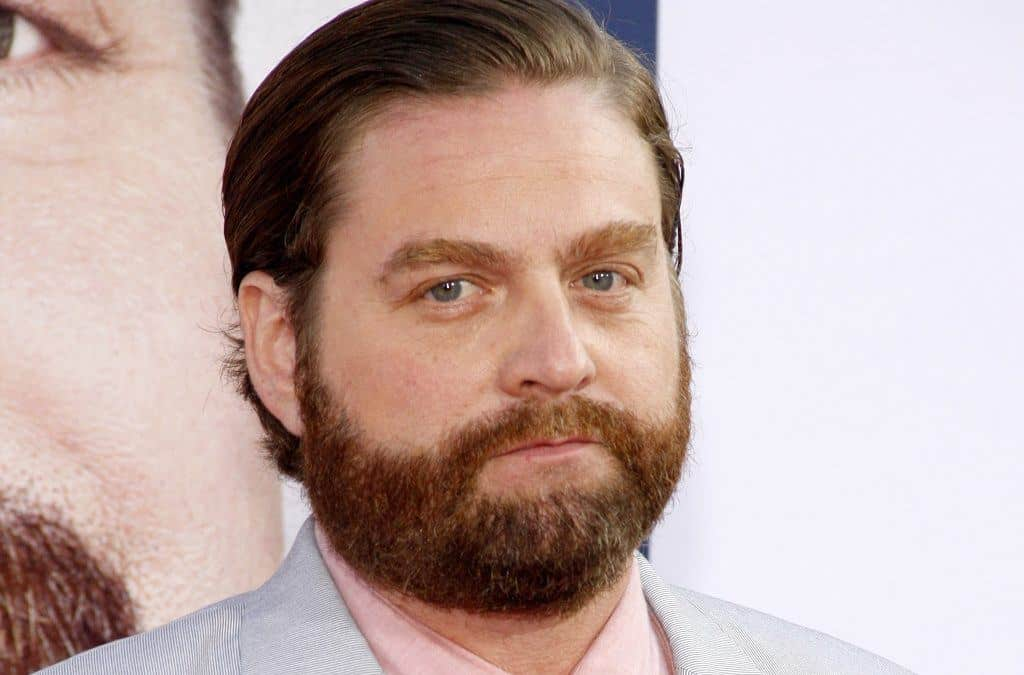 Zach Galifianakis – Everything You Need To Know About His Career and Big Bushy Beard
