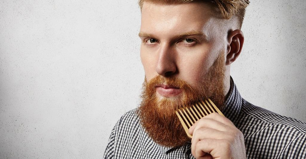 beard combs with wide teeth