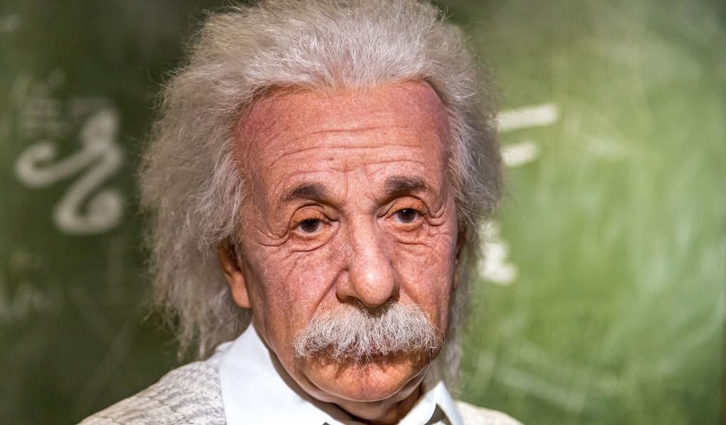 Styling and Maintaining Your Mustache like Albert Einstein