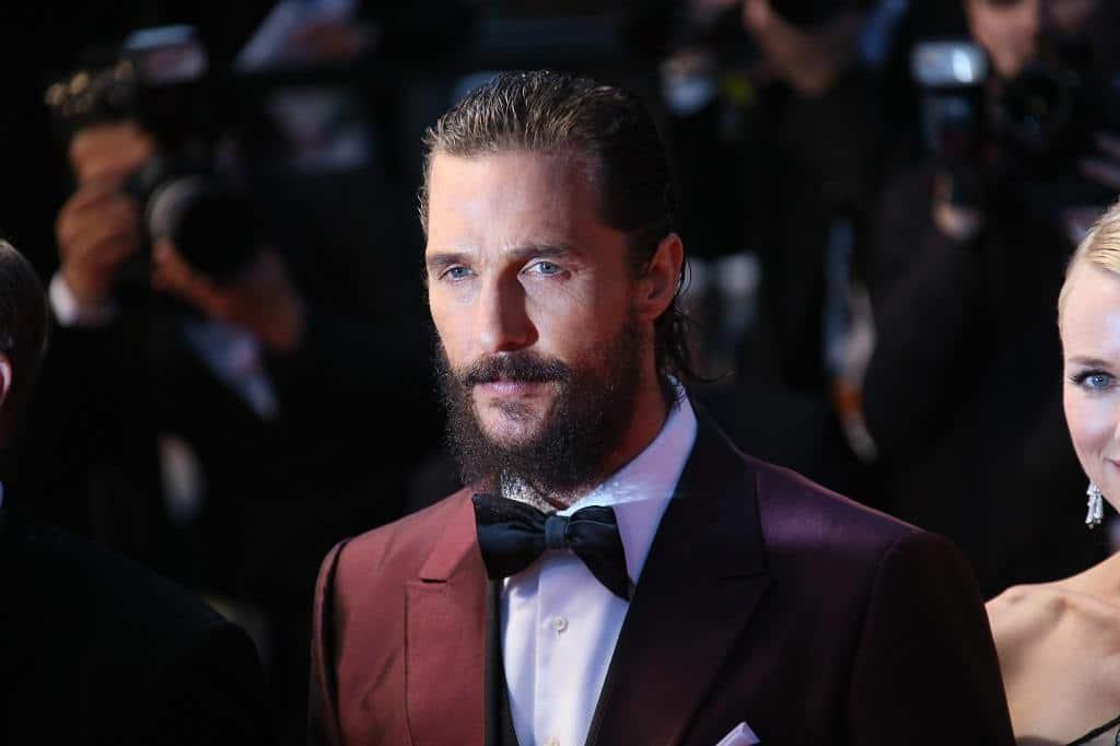 Matthew McConaughey's Beard