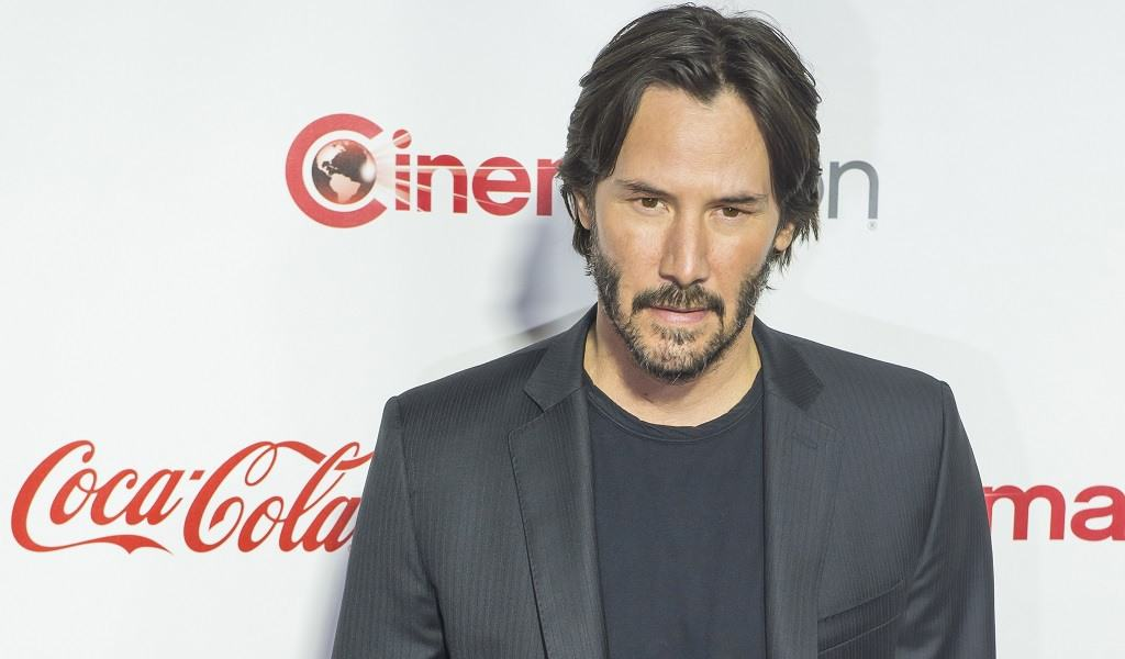 Maintaining Keanu Reeves' Beard