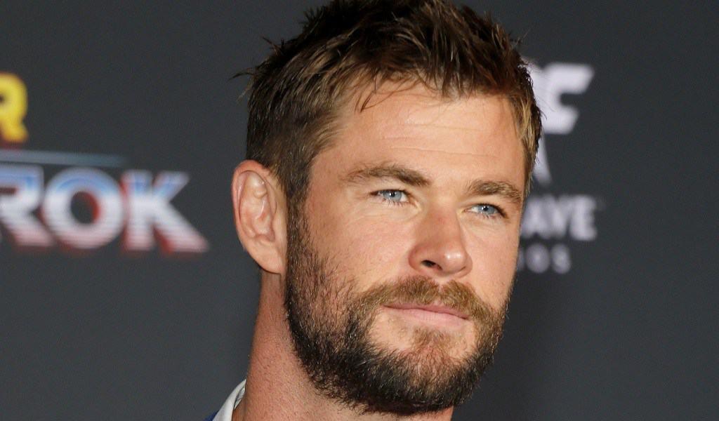 Chris Hemsworth's Beard: Growing and Styling Tips