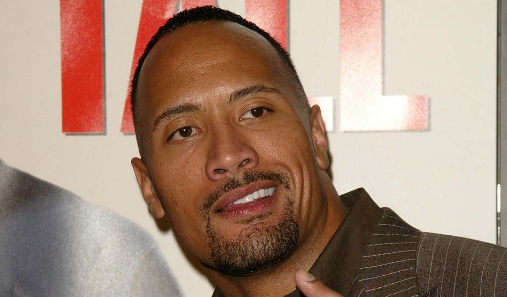 How to Get Dwayne Johnson's Goatee