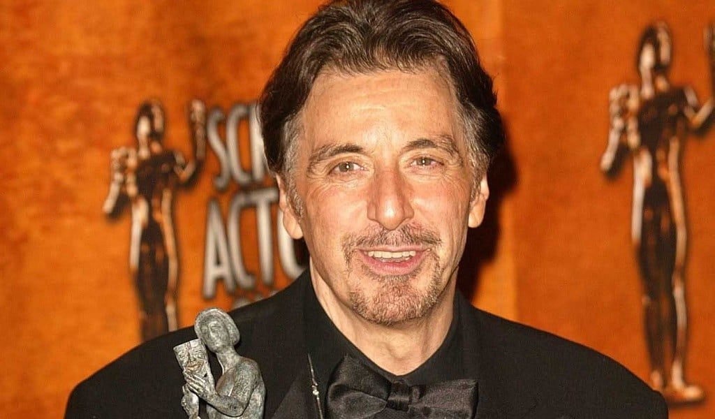 Al Pacino Beard Requirements