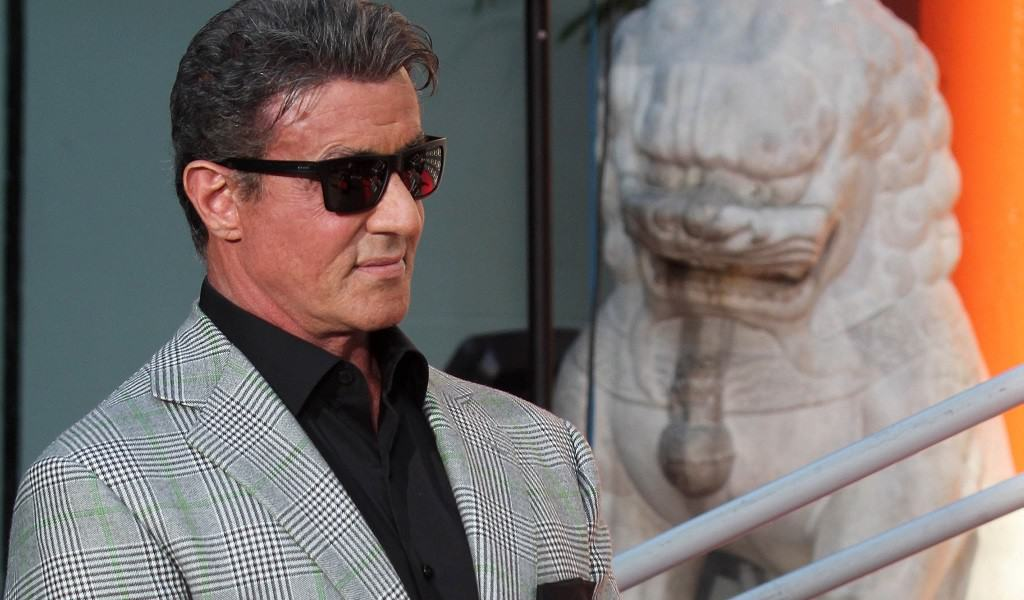 Sylvester Stallone's Noticeable Style