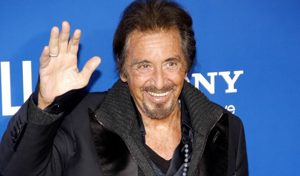 Al Pacino's Style and His Recognizable Goatee