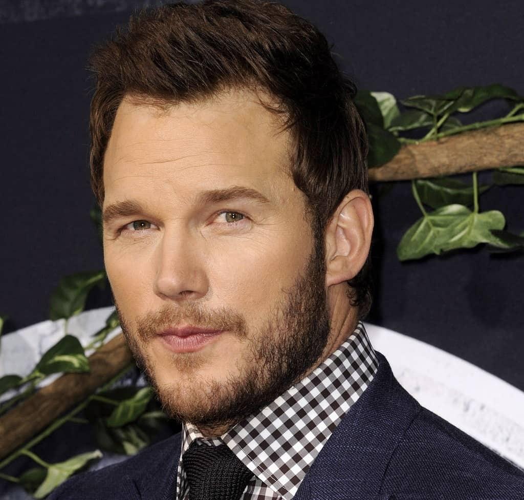 Chris Pratt's Beard Style