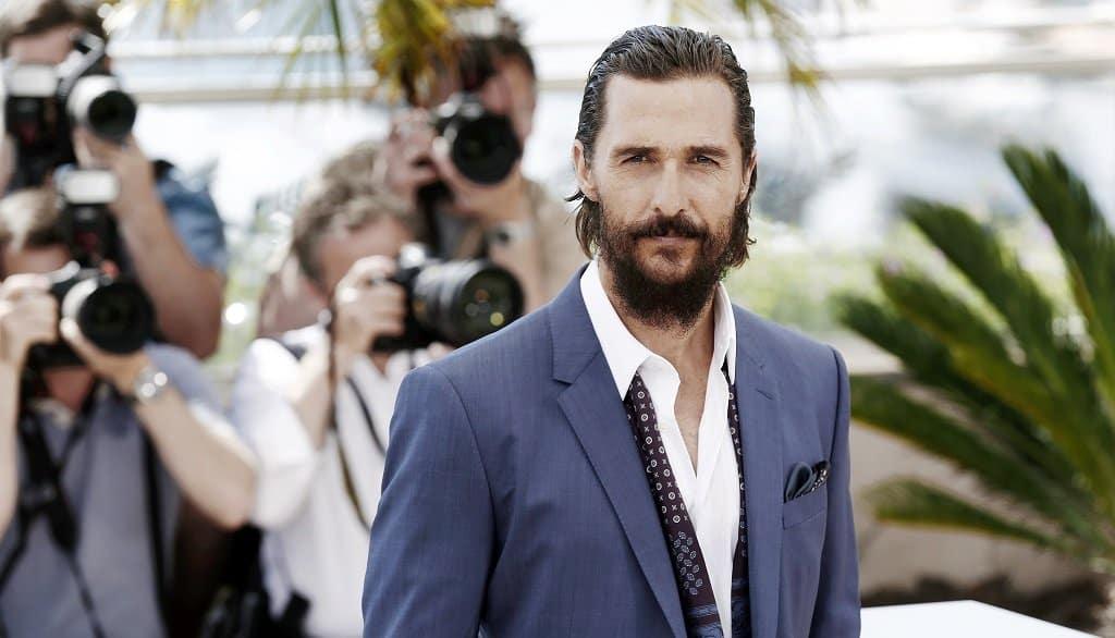 Matthew McConaughey: Career, Personal Style and Beard
