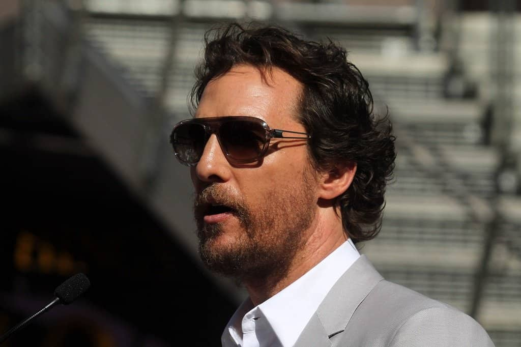 Matthew McConaughey's Style