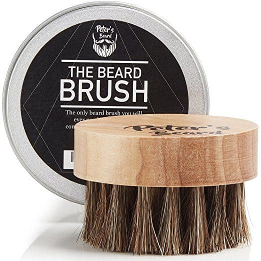 Peter's Beard Brush