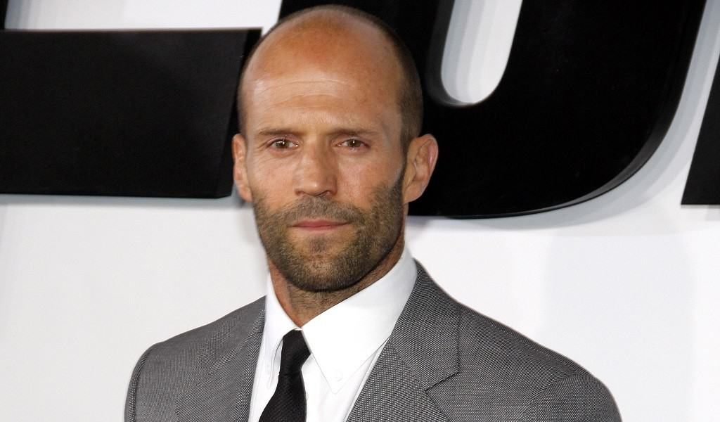 How to Grow a Beard like Jason Statham