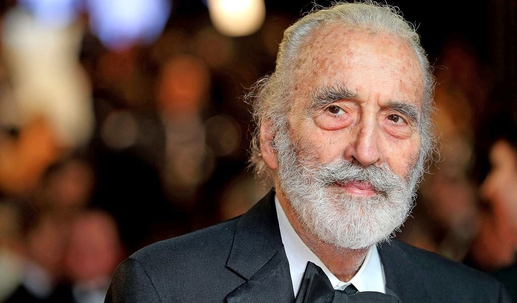 Christopher Lee's Timeless Career and Uncover How to Achieve His Silver Beard