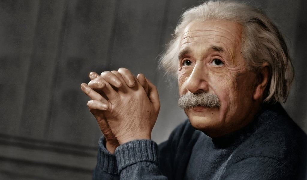 Albert Einstein's Enormous Contribution to Science and How to Groom His Distinctive Mustache
