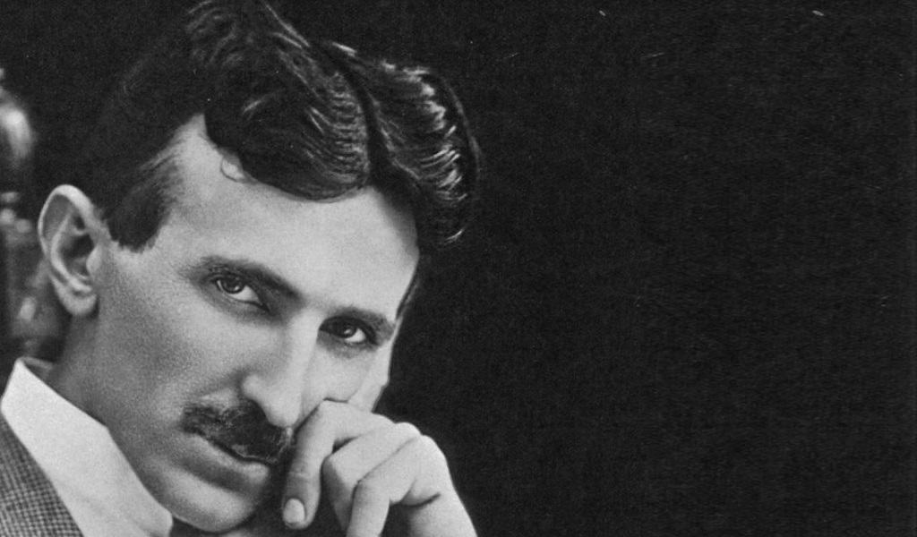 How to Grow a Mustache Like Nikola Tesla