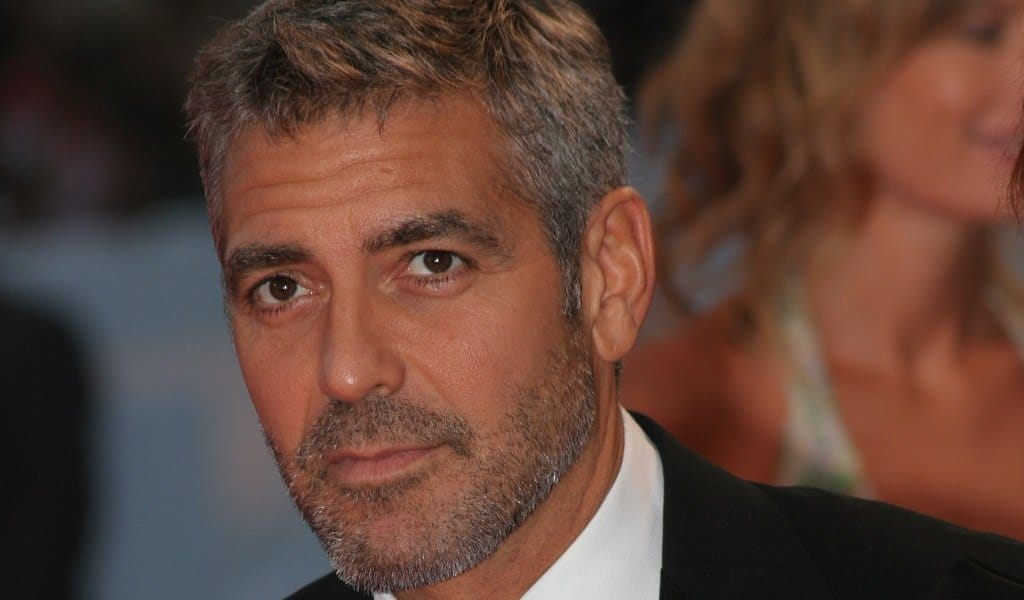 How to Achieve and Maintain George Clooney's Beard