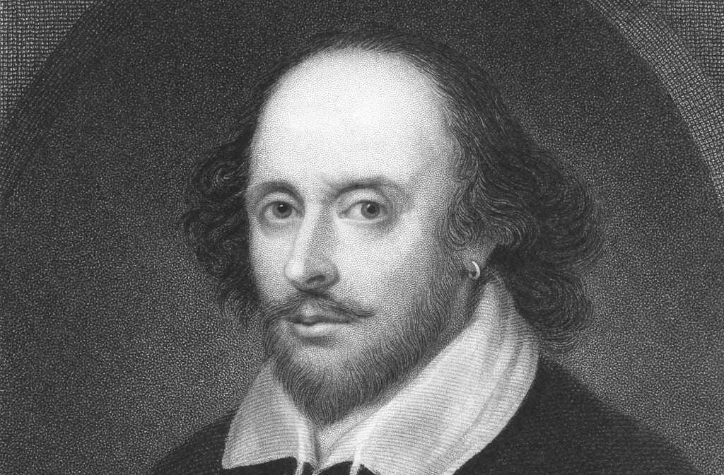 William Shakespeare's Career and His Beard Style