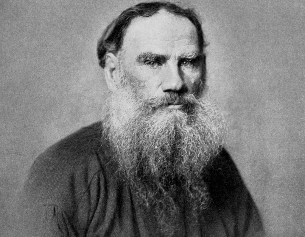 Leo Tolstoy's Career, Achievements an Distinctive Beard