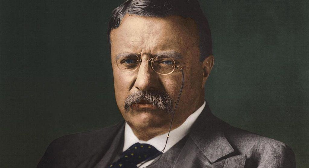 How to Get Theodore Roosevelt's Mustache