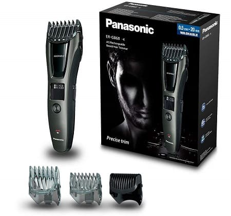 3. Panasonic ER-GB60