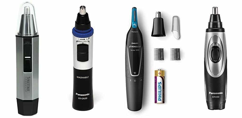 TOP 4 Best Nose Hair Trimmers
