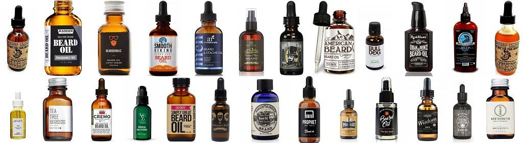 25 Best Beard Oils Reviewed For You - Comprehensive Shopping Guide