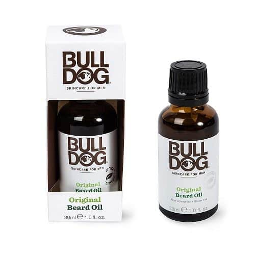 Bulldog Skincare and Grooming Original Beard Oil