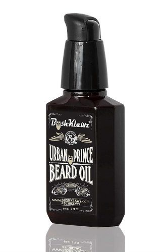 BushKlawz Urban Prince Beard Oil