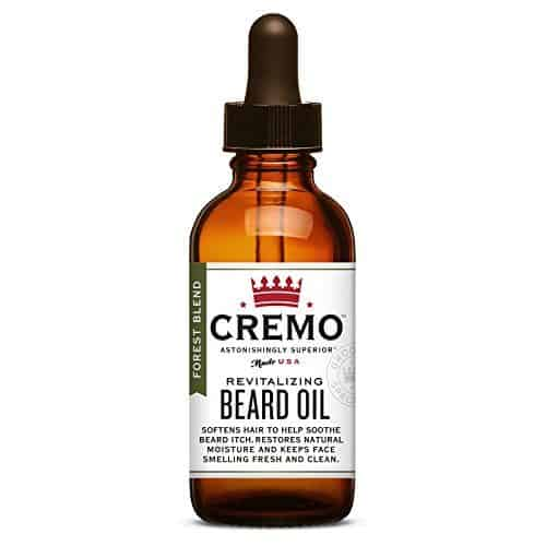 Cremo Revitalizing Beard Oil