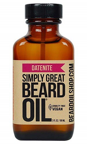 Datenite Simply Great Beard Oil