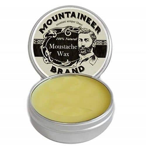 Mountaineer Brand Moustache Wax