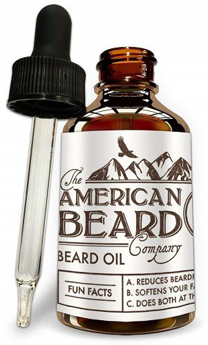 The American Beard Company Beard Oil