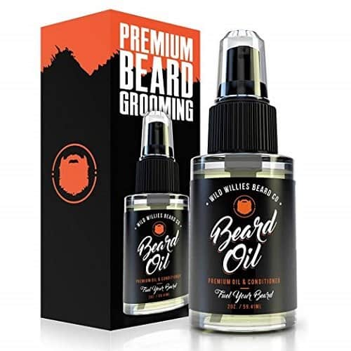 Wild Willies Beard Co. Beard Oil