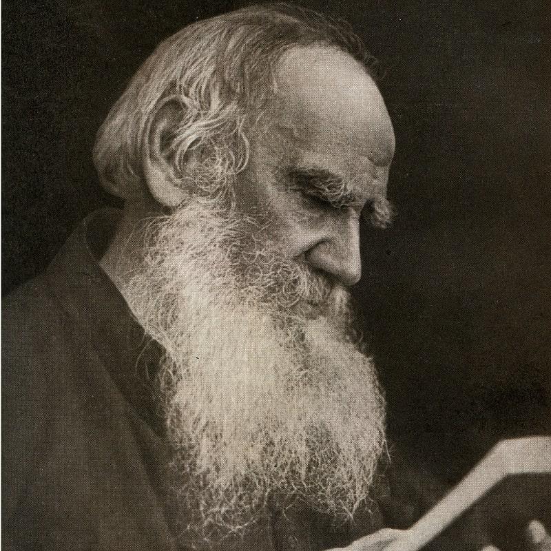 Leo Tolstoy's Beard Style