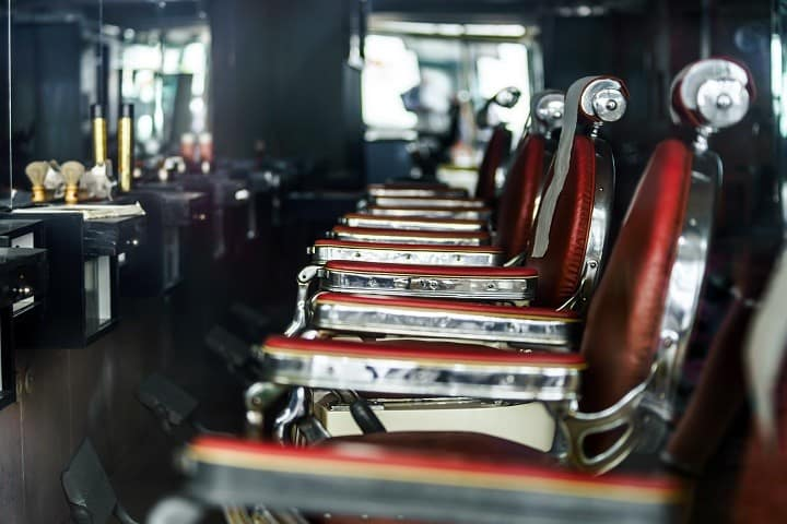 Types of Barber Chairs