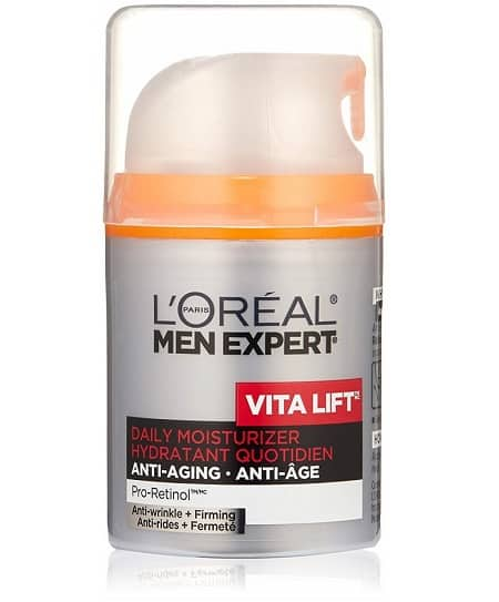 10. L'Oréal Paris Men Expert VitaLift