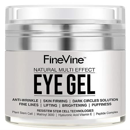 8. FineVine Multi Effect Eye Gel