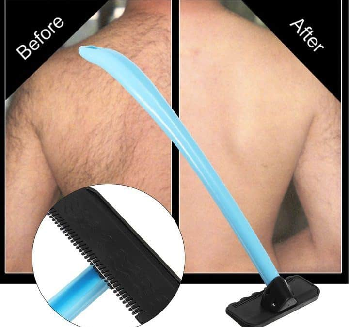 5 Best Back Shavers – The Easiest Back Shaving Solution