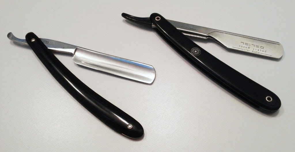 Shavette vs Straight Razor - The Differences