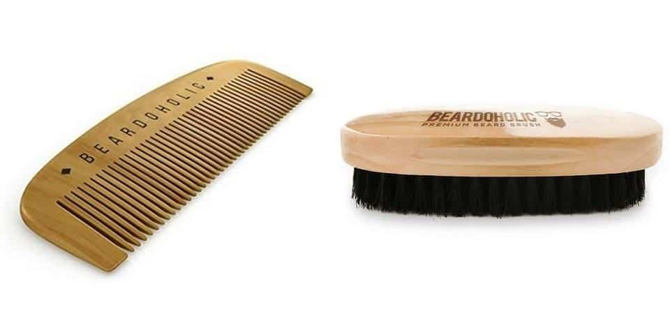 Spazzola o pettine da barba