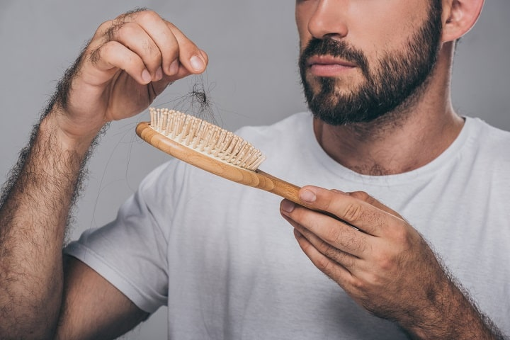 Why Do Men Lose Hair - Laser Comb