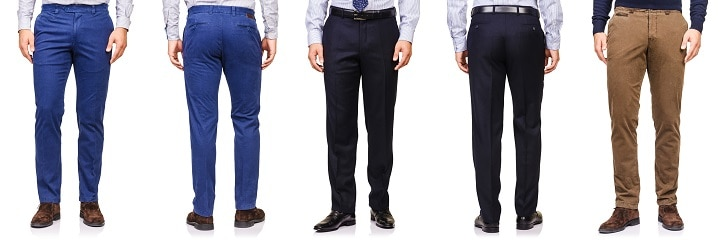 Differences Between Chinos and Khakis