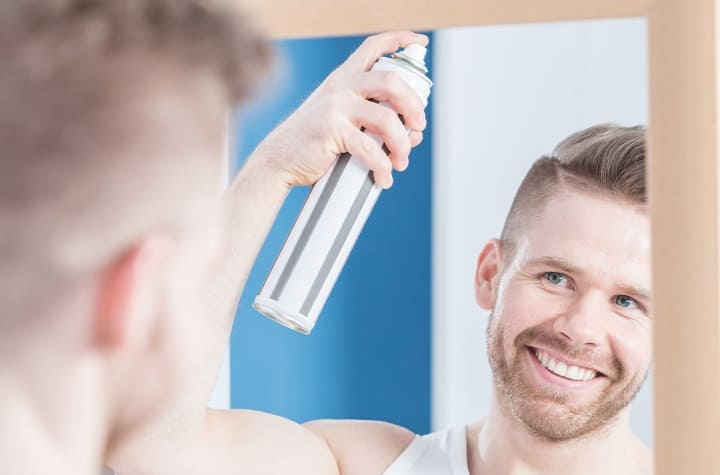 How Often Should You Use Hairsprays