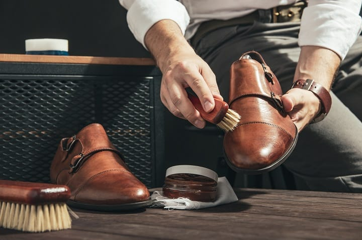 How to Clean and Maintain Monk Strap Shoes