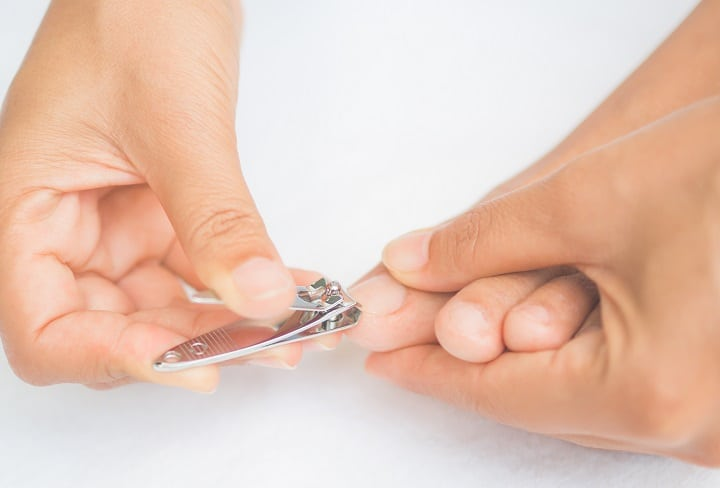 How to Use Nail Clippers on Your Toenails