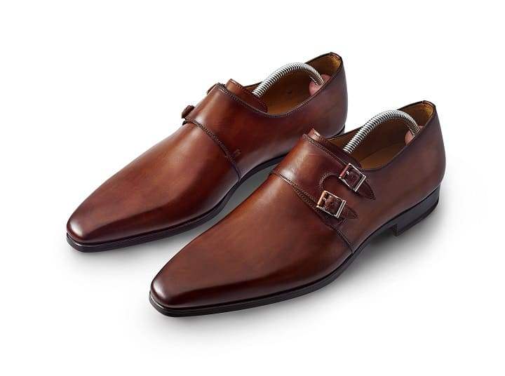 Single vs Double Monk Straps